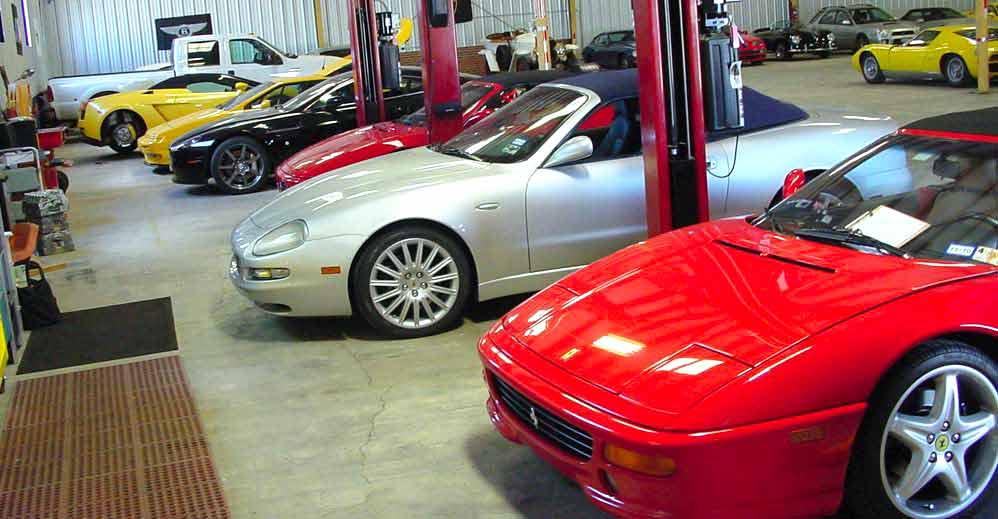 Gallery Sphere Motor Sports